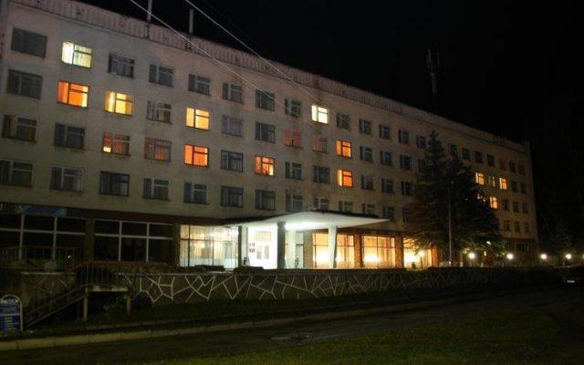 Msta Hotel вид на фасад