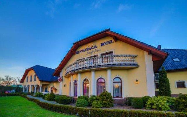 Hotel Biały Dom вид на фасад