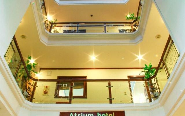 Atrium Hanoi Hotel вид на фасад