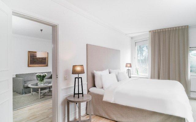 Отель Radisson Blu Royal Park Солна комната для гостей