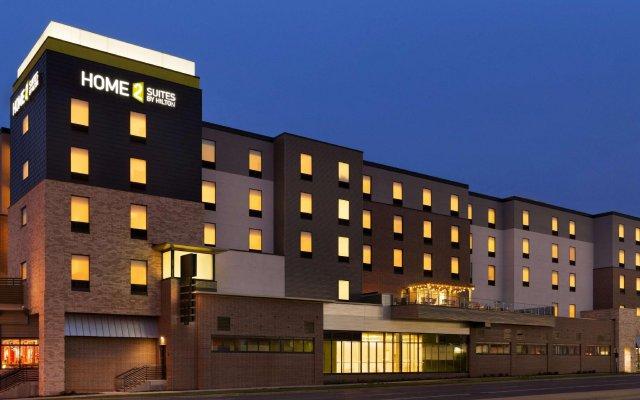 Отель Home2 Suites by Hilton Minneapolis Bloomington США, Блумингтон - отзывы, цены и фото номеров - забронировать отель Home2 Suites by Hilton Minneapolis Bloomington онлайн вид на фасад