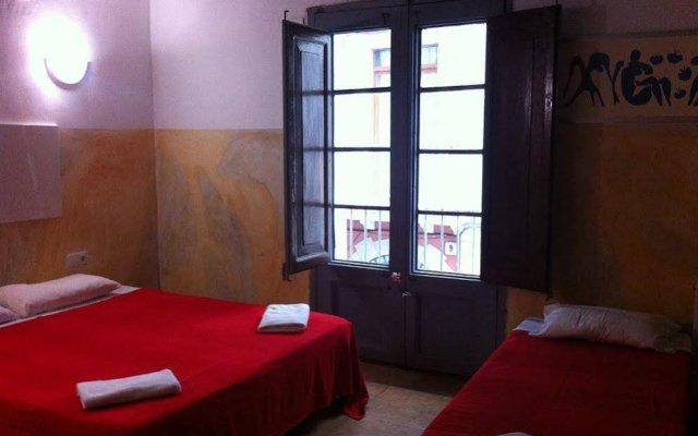 Отель Click & Click Las Ramblas комната для гостей