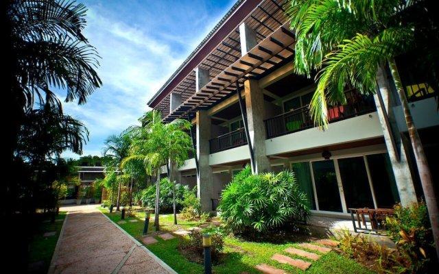 Отель Railay Princess Resort & Spa вид на фасад
