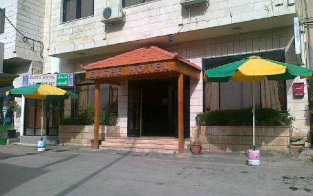 Отель ELGEE Иордания, Вади-Муса - отзывы, цены и фото номеров - забронировать отель ELGEE онлайн вид на фасад