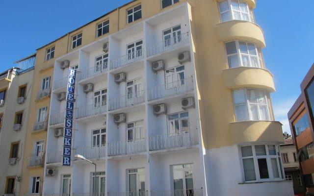 Hotel Seker Диярбакыр вид на фасад