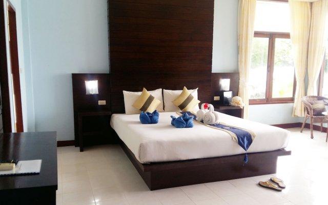 Курортный отель Amantra Resort & Spa вид на фасад