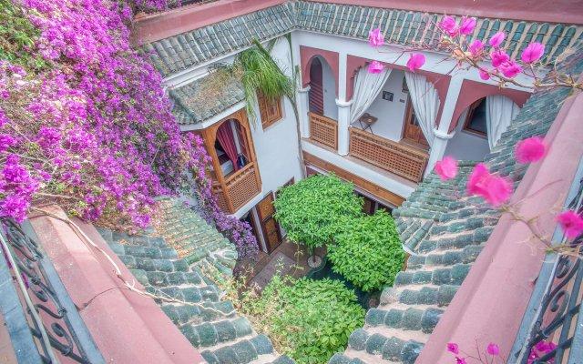 Отель Riad Sadaka вид на фасад