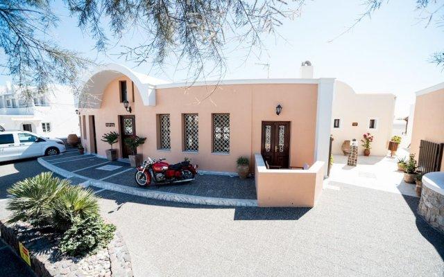 Отель Mathios Village Греция, Остров Санторини - отзывы, цены и фото номеров - забронировать отель Mathios Village онлайн вид на фасад