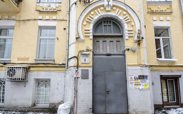 Kiev Accommodation Hotel Service вид на фасад