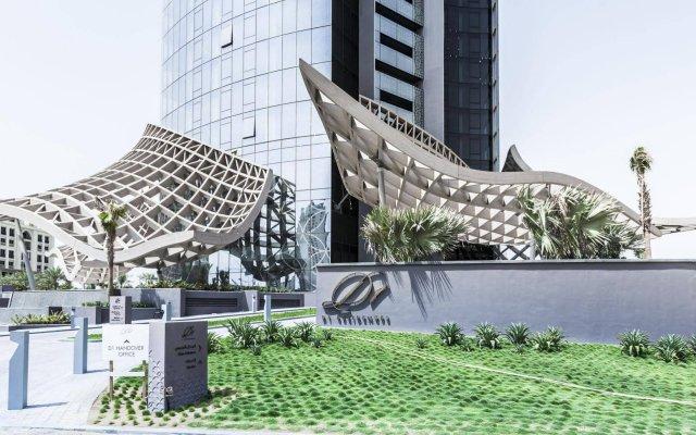 Отель Signature Holiday Homes Dubai вид на фасад