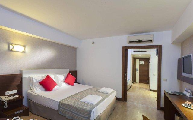 Отель Seher Sun Palace Resort & Spa - All Inclusive комната для гостей