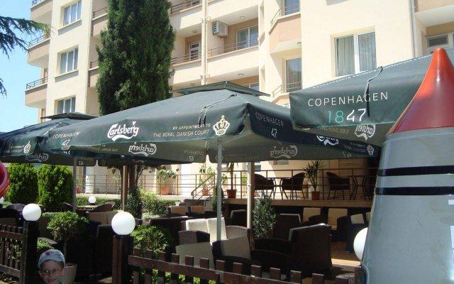 Отель Astra Болгария, Равда - отзывы, цены и фото номеров - забронировать отель Astra онлайн вид на фасад