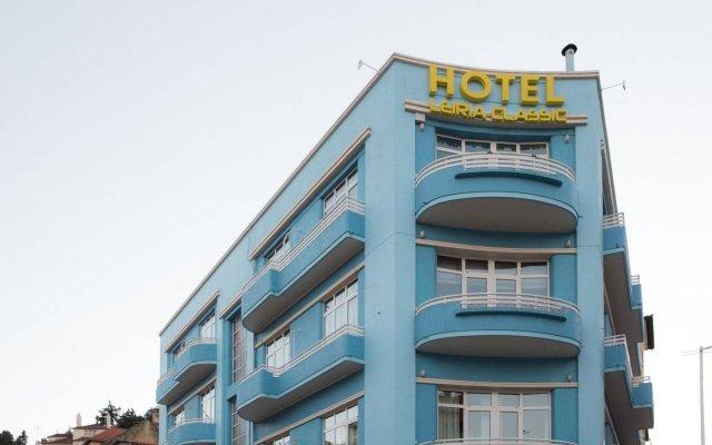 Hotel Leiria Classic - Hostel вид на фасад