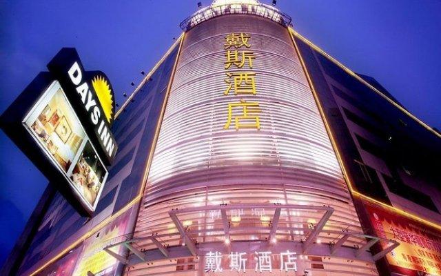 Zhong Tai Lai Hotel Shenzhen Шэньчжэнь вид на фасад