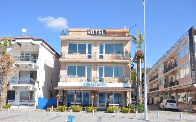 Foca Kumsal Hotel Турция, Фоча - отзывы, цены и фото номеров - забронировать отель Foca Kumsal Hotel онлайн вид на фасад