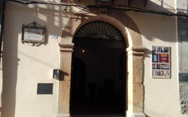 Отель Xenìa B&B Пьяцца-Армерина вид на фасад