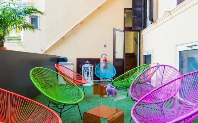 Отель iRooms Campo dei Fiori Италия, Рим - 1 отзыв об отеле, цены и фото номеров - забронировать отель iRooms Campo dei Fiori онлайн вид на фасад