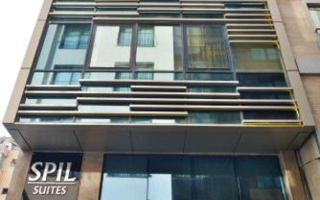 Spil Suites Турция, Измир - отзывы, цены и фото номеров - забронировать отель Spil Suites онлайн вид на фасад