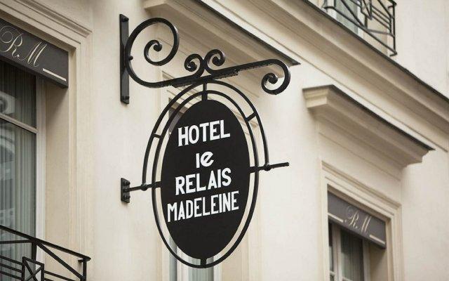 Отель Le Relais Madeleine Франция, Париж - 1 отзыв об отеле, цены и фото номеров - забронировать отель Le Relais Madeleine онлайн вид на фасад
