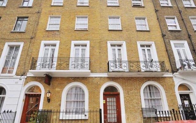 Отель Elmwood Hotel Великобритания, Лондон - отзывы, цены и фото номеров - забронировать отель Elmwood Hotel онлайн вид на фасад