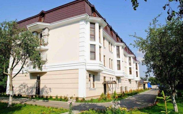 Ligena Econom Hotel вид на фасад