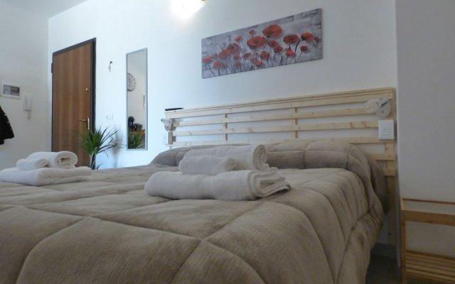 Отель Ermes B&B Лечче комната для гостей
