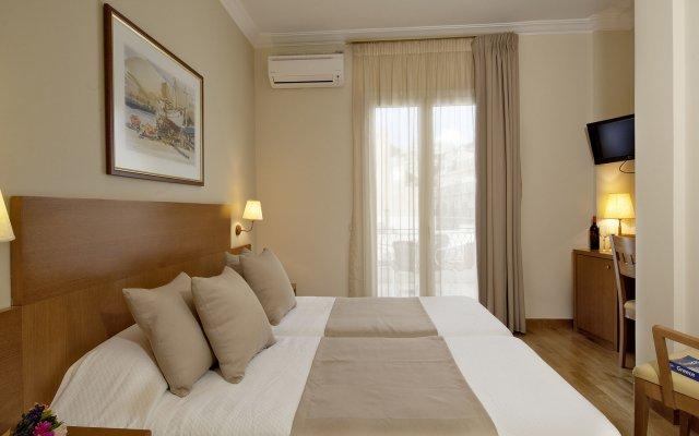 Отель Athos Греция, Афины - отзывы, цены и фото номеров - забронировать отель Athos онлайн комната для гостей