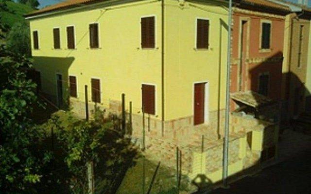 Отель La Casetta del Muratore Италия, Реканати - отзывы, цены и фото номеров - забронировать отель La Casetta del Muratore онлайн вид на фасад