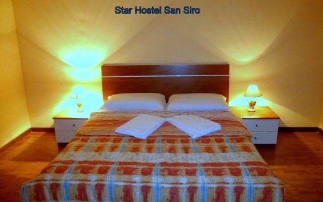 Отель Star Hostel San Siro Fiera Италия, Милан - отзывы, цены и фото номеров - забронировать отель Star Hostel San Siro Fiera онлайн комната для гостей