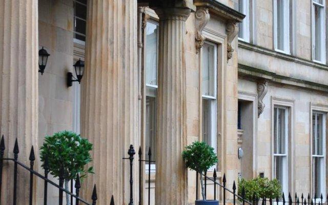 Отель Dreamhouse Apartments Glasgow West End Великобритания, Глазго - отзывы, цены и фото номеров - забронировать отель Dreamhouse Apartments Glasgow West End онлайн вид на фасад