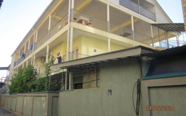 Гостиница Антади в Сочи 1 отзыв об отеле, цены и фото номеров - забронировать гостиницу Антади онлайн вид на фасад