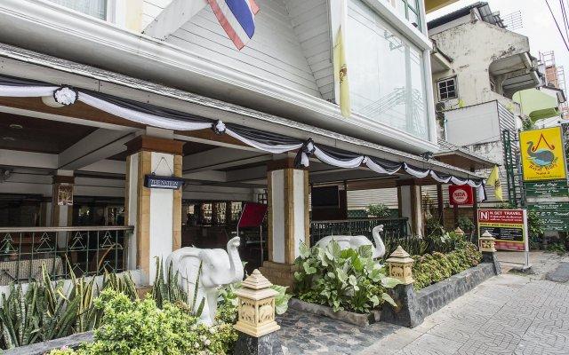 Отель Royal Ivory Sukhumvit Nana by Compass Hospitality вид на фасад
