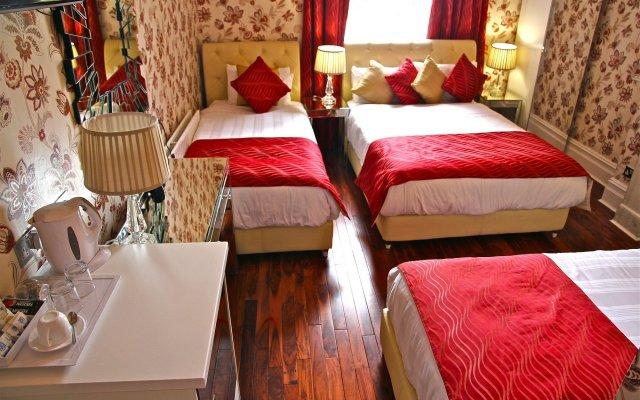 Отель Crompton Guest House комната для гостей