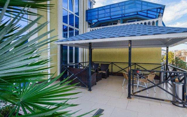 Гостиница Ederan в Сочи 4 отзыва об отеле, цены и фото номеров - забронировать гостиницу Ederan онлайн вид на фасад