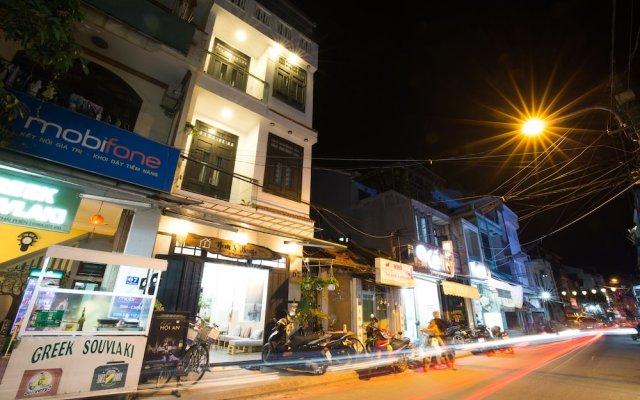 Отель Hoi An Unique House Хойан вид на фасад