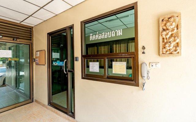 Отель VIP Mansion Таиланд, Бангкок - отзывы, цены и фото номеров - забронировать отель VIP Mansion онлайн вид на фасад
