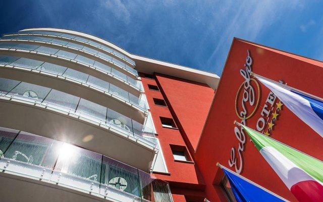 Erbavoglio Hotel вид на фасад