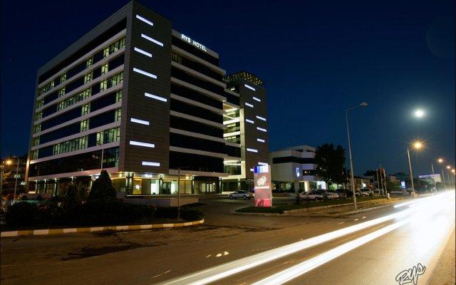 RYS Hotel Турция, Эдирне - отзывы, цены и фото номеров - забронировать отель RYS Hotel онлайн вид на фасад