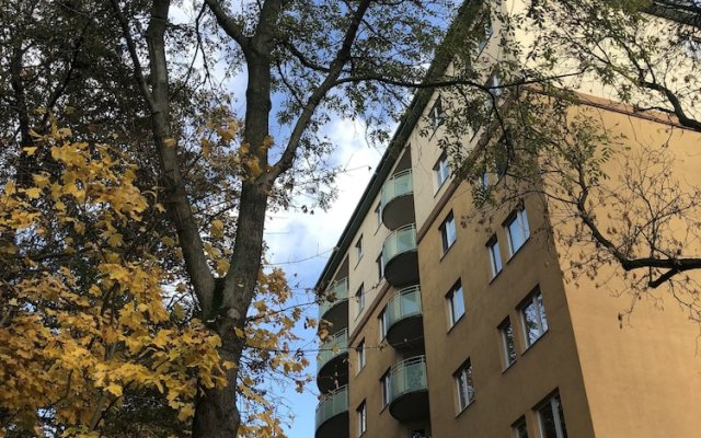 Отель 270 Pulawska вид на фасад