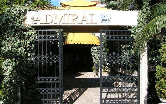 Отель Admiral Черногория, Будва - отзывы, цены и фото номеров - забронировать отель Admiral онлайн вид на фасад