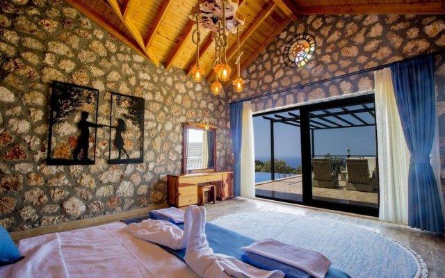 Villa Akropol Турция, Патара - отзывы, цены и фото номеров - забронировать отель Villa Akropol онлайн комната для гостей