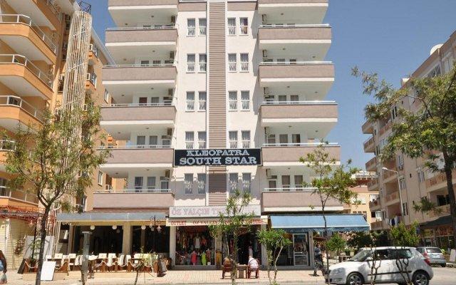 Отель Kleopatra South Star вид на фасад