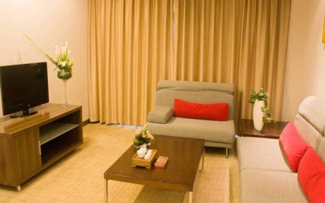 Отель Xiamen Sansiro Hotel Китай, Сямынь - отзывы, цены и фото номеров - забронировать отель Xiamen Sansiro Hotel онлайн комната для гостей
