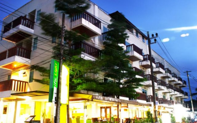 My Hotel вид на фасад