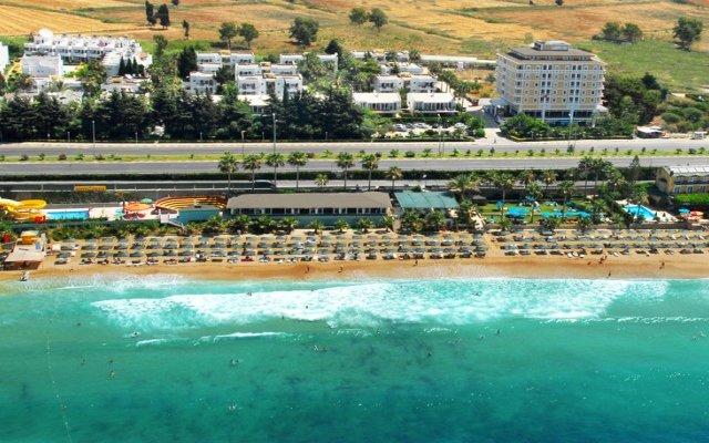 Antik Garden Hotel Турция, Аланья - отзывы, цены и фото номеров - забронировать отель Antik Garden Hotel - All Inclusive онлайн пляж