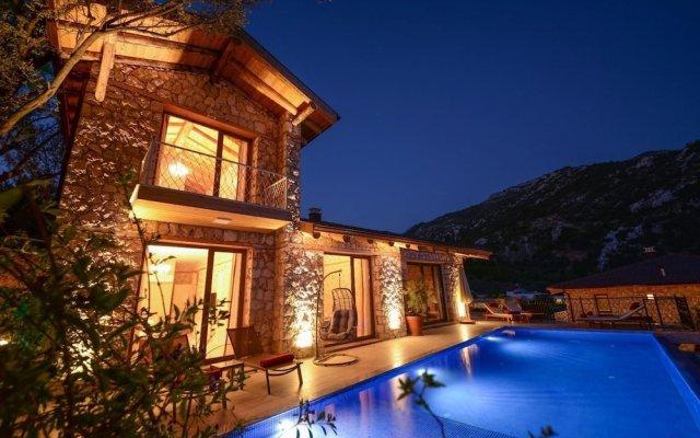 Villa Tasci Турция, Патара - отзывы, цены и фото номеров - забронировать отель Villa Tasci онлайн вид на фасад