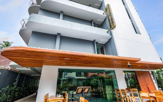 Отель Kamala Resotel вид на фасад