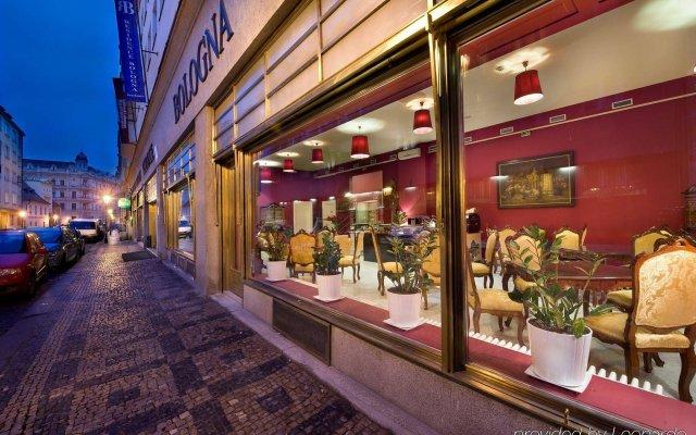 Отель Residence Bologna Прага вид на фасад