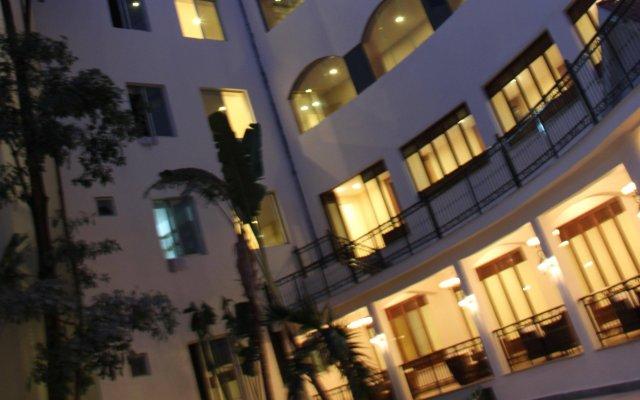 Отель Sanya Jinglilai Resort вид на фасад