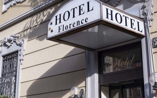 Hotel Florence вид на фасад